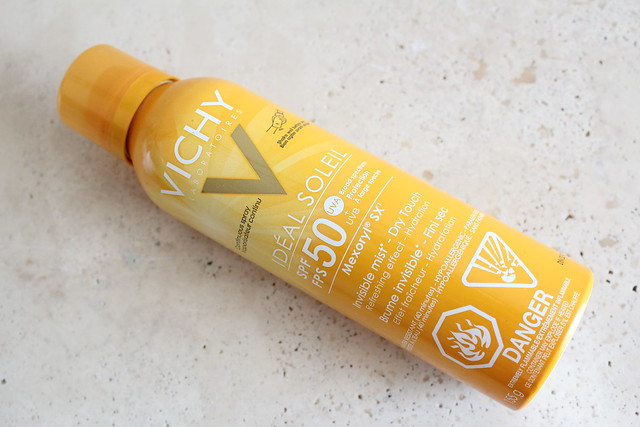 Vichy Ideal Soleil review