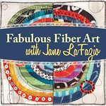 http://www.interweavestore.com/fabulous-fiber-art-with-jane-lafazio