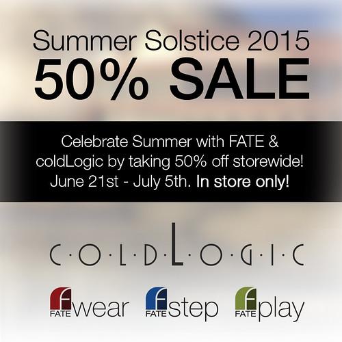 FATEwear Summer Solstice Sale