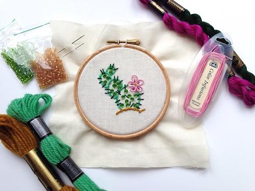 Non-thread Stitching with &Stitches