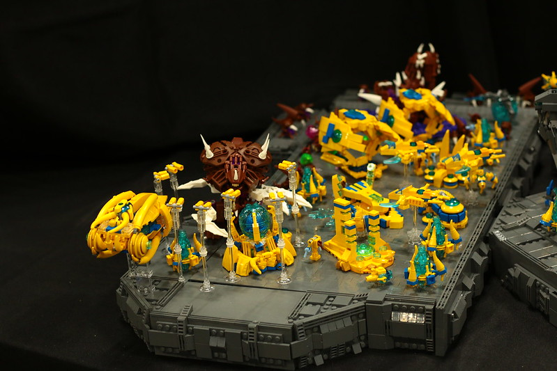 LEGO StarCraft - Protoss