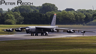 60-0040 / US Air Force / B-52H Stratofortress | by Peter Reoch