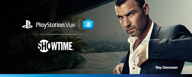 PlayStation Vue: Showtime