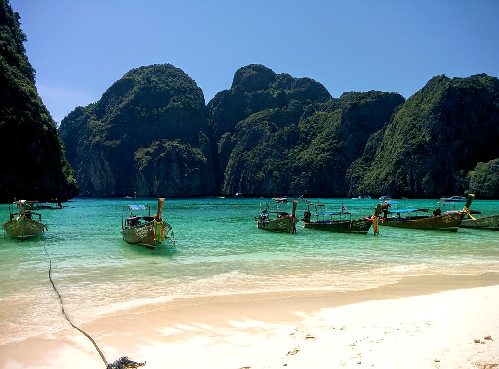 The Beach (phi phi)