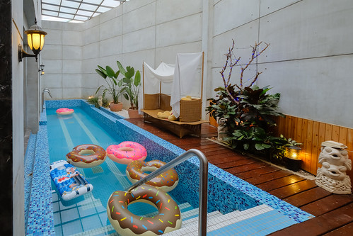台南告別單身派對姊妹們最優的選擇,媜13泳池Villa爽爽玩! (3)