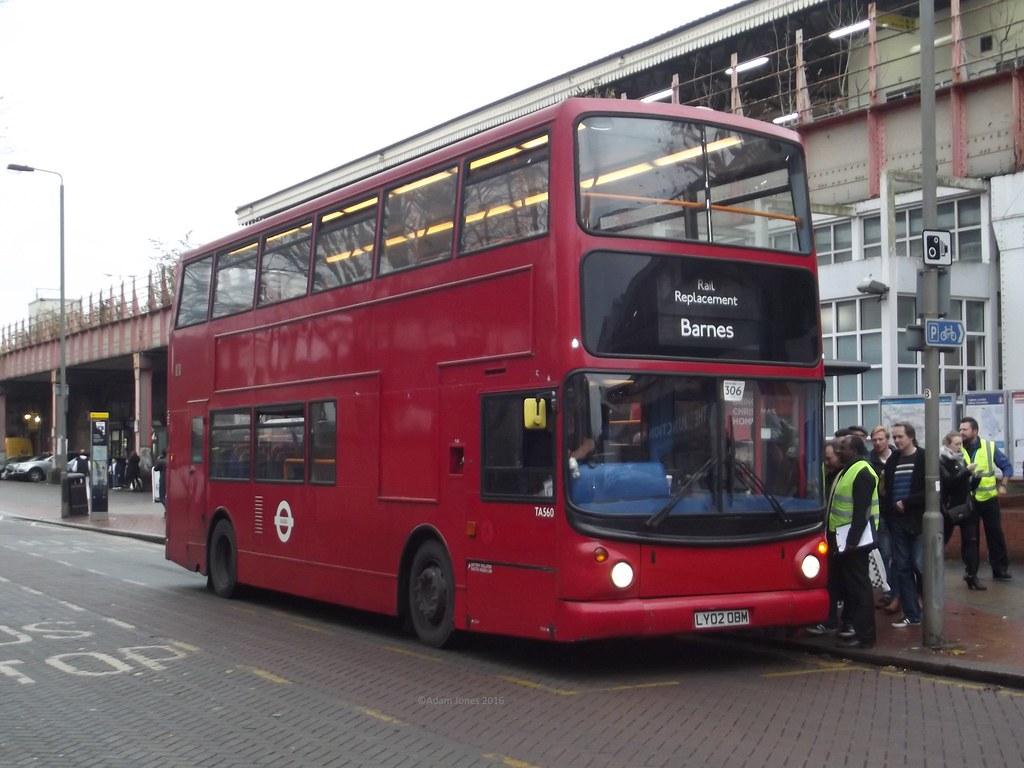rail replacement: cardinal buses (ex stagecoach london) de…   flickr