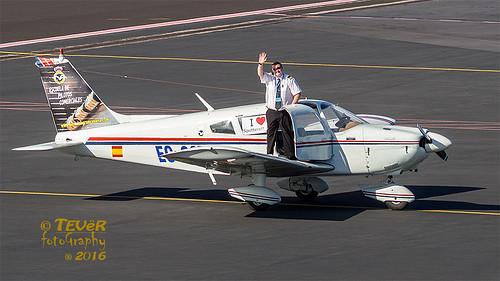 EC-CGT Saludos del Piloto
