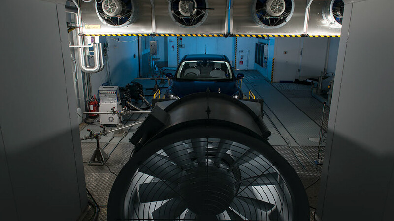 Powertrain and Vehicle Research Centre