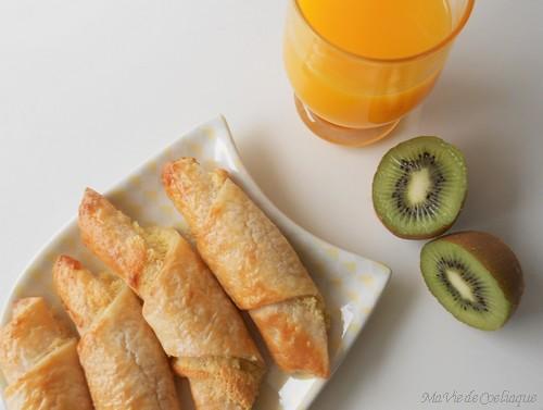 croissants aux amandes sans gluten sans lactose