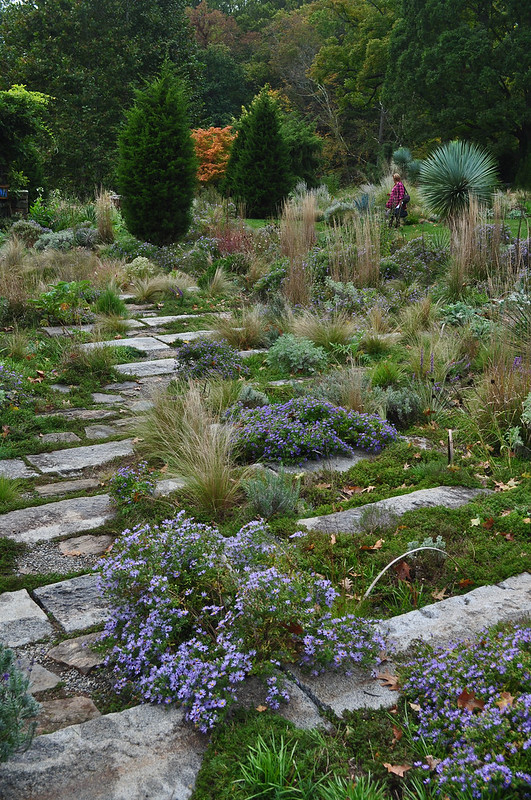 Chanticleer Gravel Garden (1)