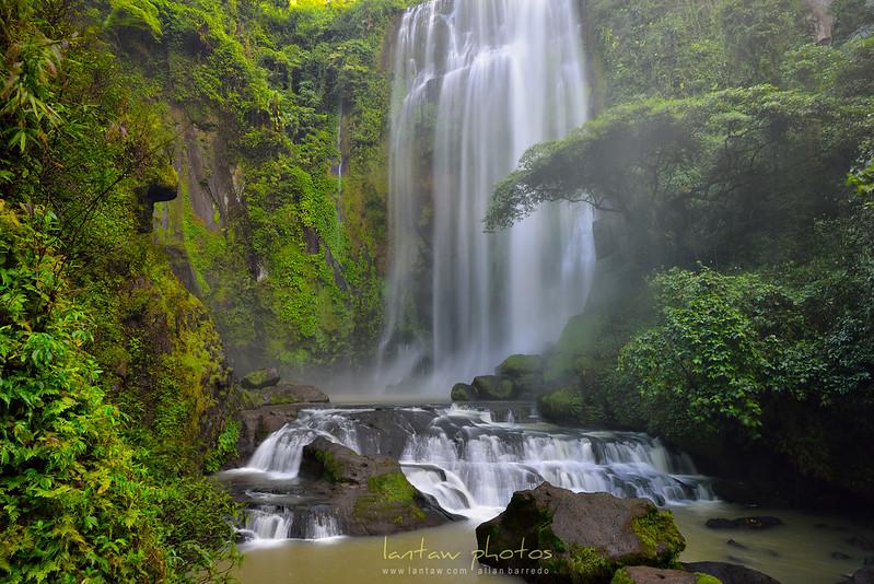 laguna | luisiana : hulugan, talay, and hidden falls