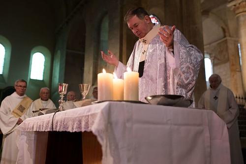Ouverture Synode paroisse La Trinité