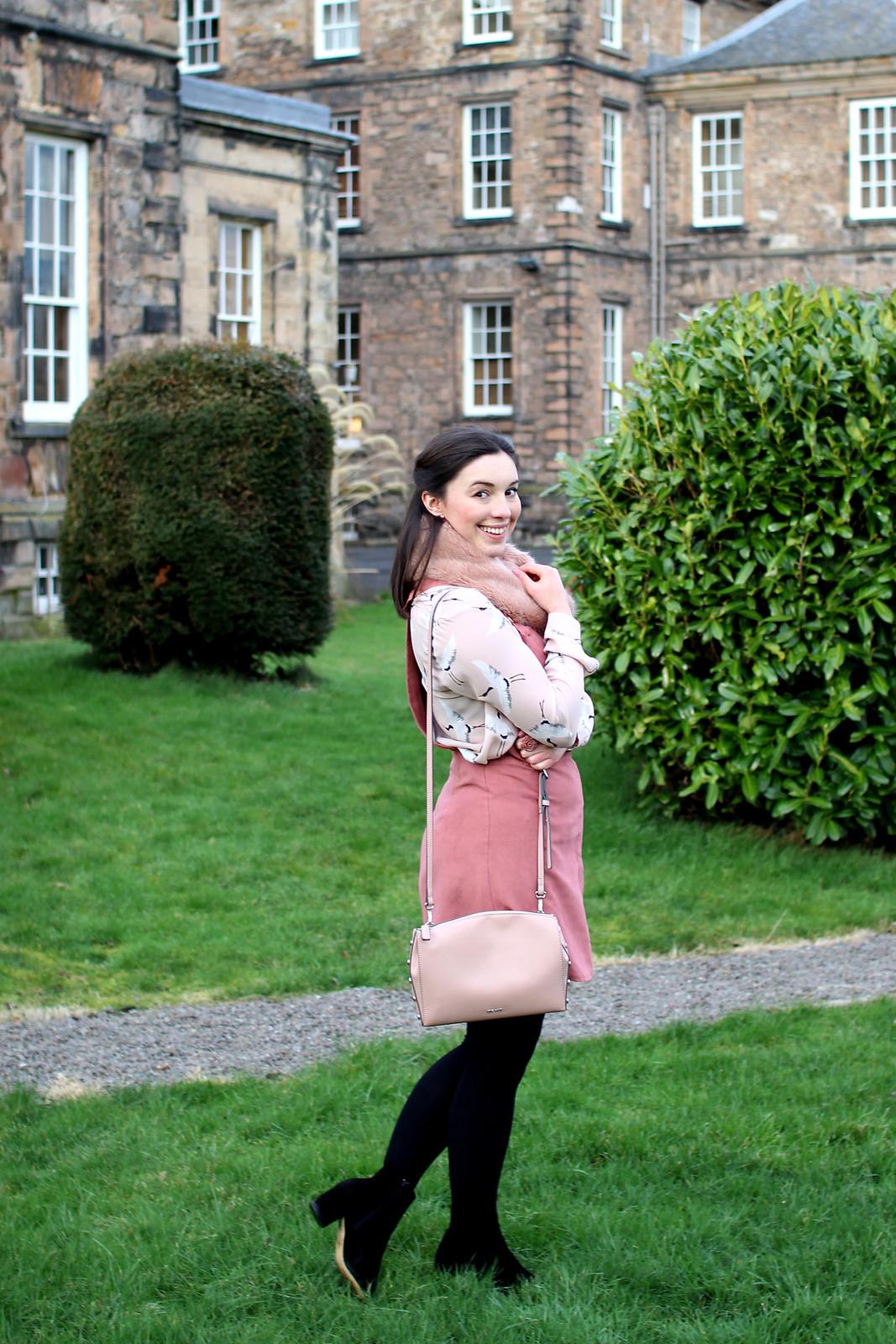 fashion lifestyle blogger UK Edinburgh Dalkeith Country Park