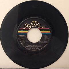 KOOL & THE GANG:RHYME TIME PEOPLE(RECORD SIDE-A)