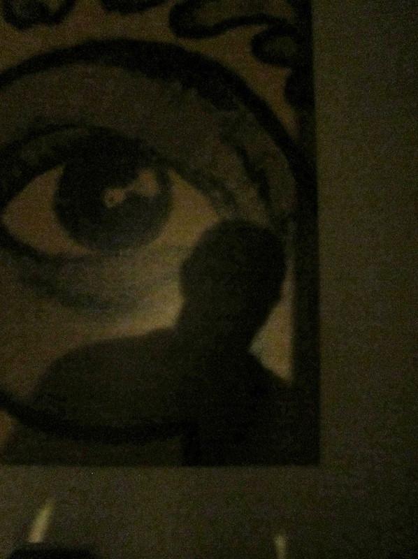 Mi sombra y el ojo de Magneto