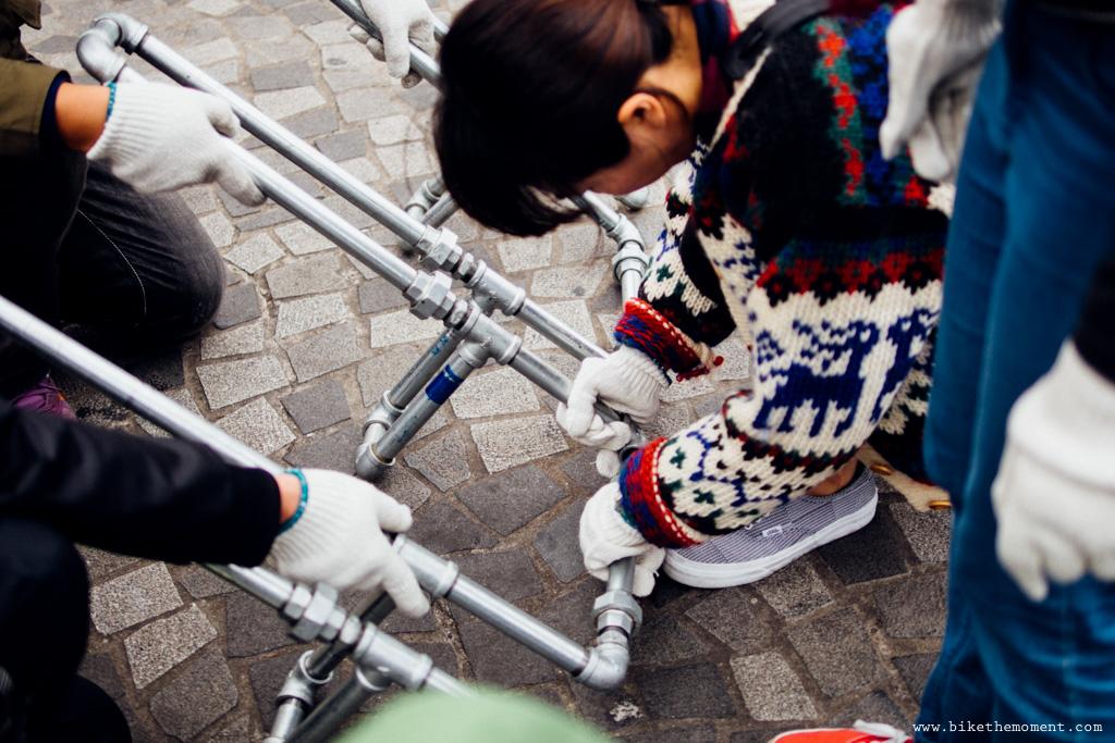 無標題  《假如讓我泊下去2 九龍中西篇》﹣香港市區單車位的幻想影集 18504361270 b3b2583548 o