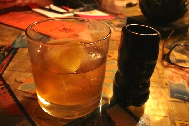 Bootlegger Tiki drink