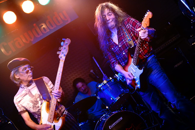 O.E. Gallagher live at Crawdaddy Club, Tokyo, 14 Jun 2015. 326