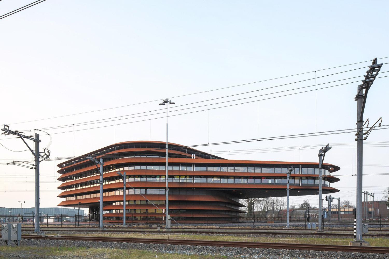 mm_Train khiển Centre Utrecht thiết kế bởi de Jong Gortemaker Algra_04