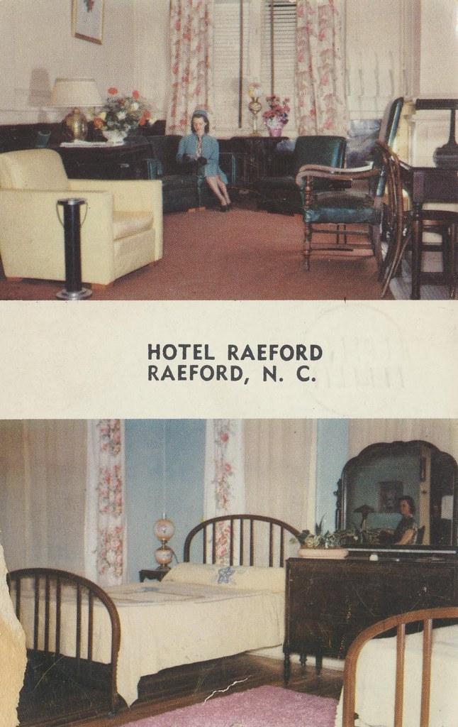 Hotel Raeford - Raeford, North Carolina