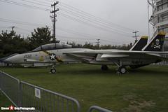 160382 AJ-202 - 238 - US Navy - Grumman F-14A Tomcat - The Museum Of Flight - Seattle, Washington - 131021 - Steven Gray - IMG_3756