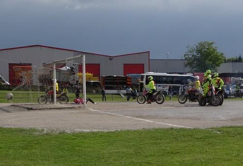 Motoball: MBC Voujeaucourt v SCMB Monteux