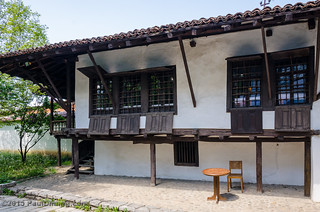 Guest House Exterior @ The Ethnological Museum - Pristina, Kosovo | by Paul Diming