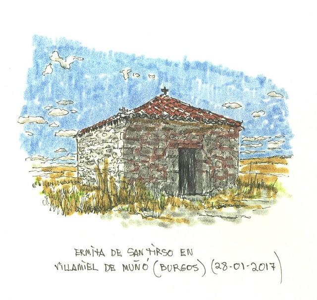 Villamiel de Muñó (Burgos)
