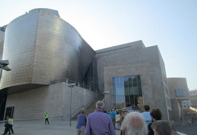 Guggenheim Museum, Bilbao 4