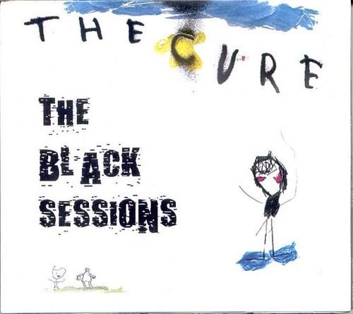 the cure black sessions
