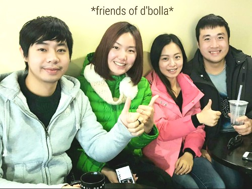 friends of d'bolla
