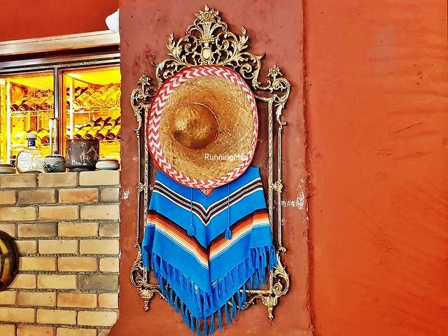 Sombrero & Poncho