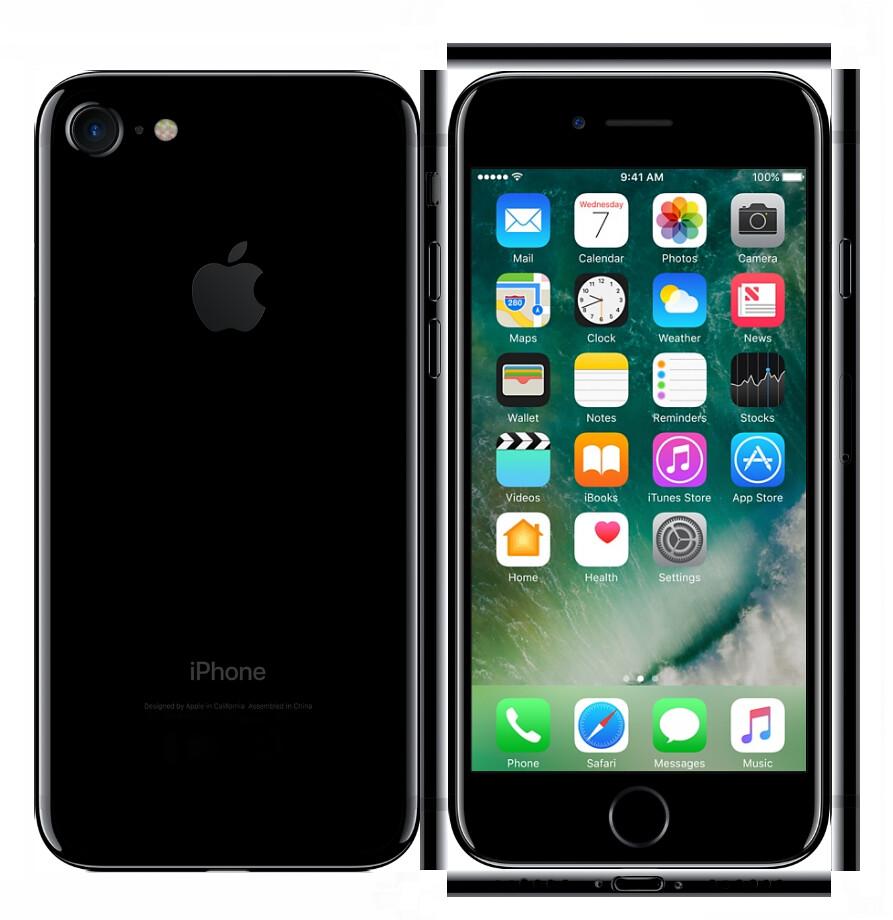 Iphone  Black Grey