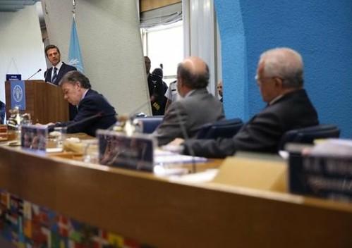 """Presume Peña Nieto ante FAO """"avances importantes"""" contra el hambre"""