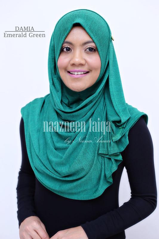 Damia (Emerald Green)