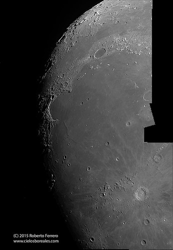 Terminador lunar 27/6/2015