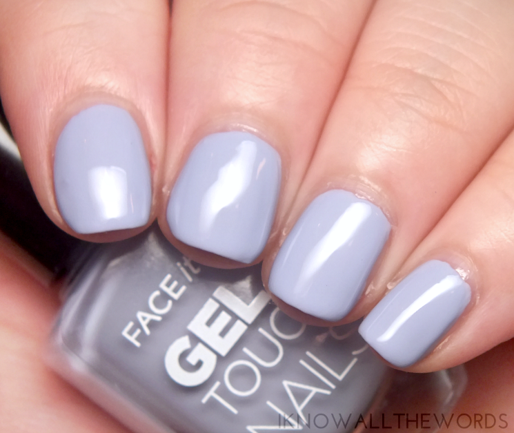 the face shop face it gel touch nails PP403