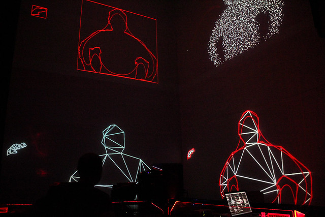 mayer+empl . UP . interactive audiovisual installation . munich . 2015
