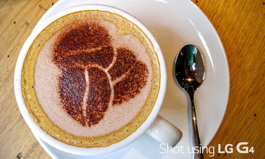 Costa Coffee LG G4-9