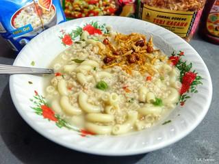 makaroni oatmeal