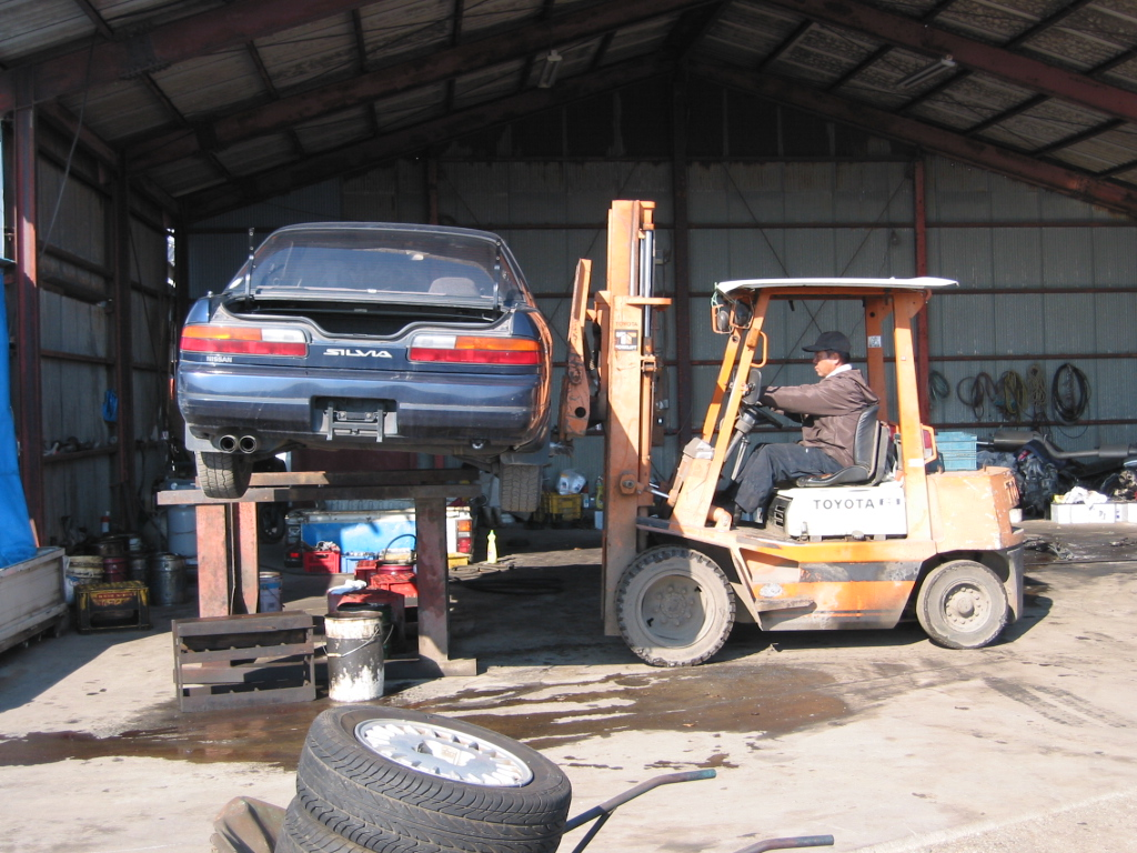 This is where JDM engines come from    - Zilvia net Forums