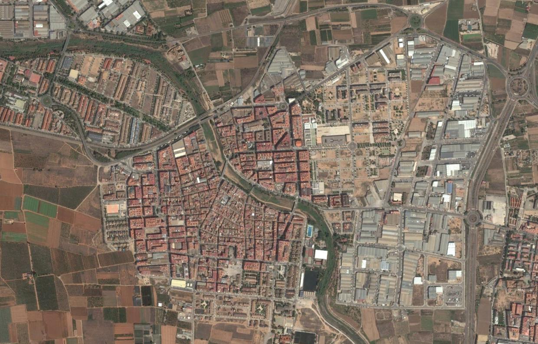 paiporta, valencia, palapinga, después, urbanismo, planeamiento, urbano, desastre, urbanístico, construcción, rotondas, carretera