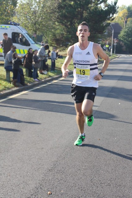 Croydon 10k - October 2011