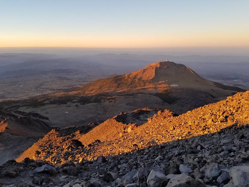 Pico de Orizaba • Sierra Negra with Observatory
