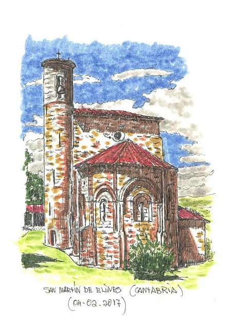 San Martín de Elines (Cantabria)
