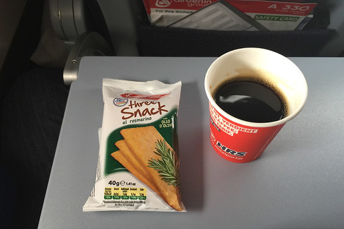 05 - Rosmarinkeks & Kaffee - Air Berlin