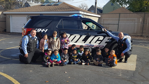 Preschoolers, Parents and Police