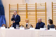 Spotkanie dotycz�ce reformy o�wiaty