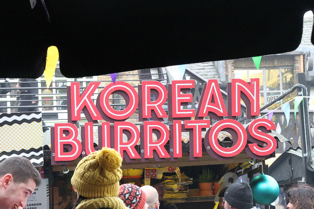 Kerb Camden Korean Burritos