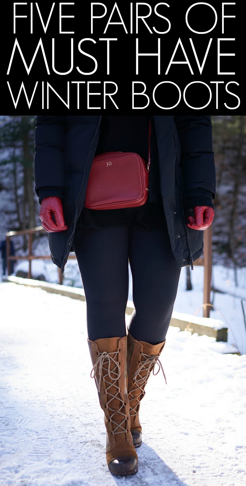 Five Pairs of Must Have Winter Boots | Sorel Cate the Great Wedges